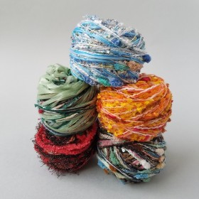 「ミニ引き揃え糸セット(29)」素材糸 引き揃え糸