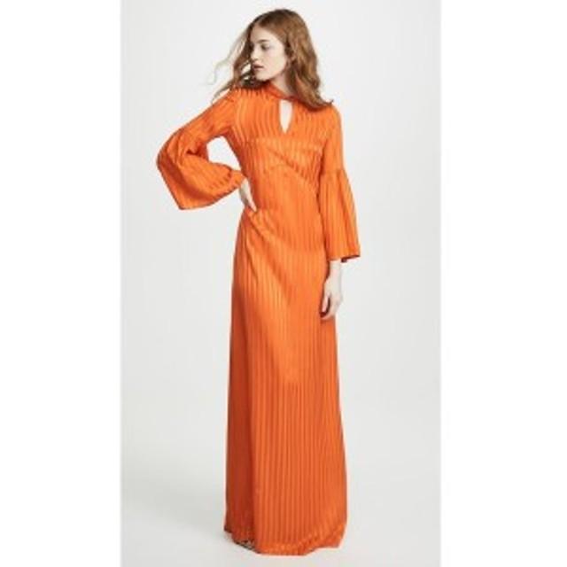 ハートメイド Heartmade レディース ワンピース ワンピース・ドレス Hylin Dress Orange