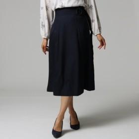 [マルイ]【セール】◆FABRICA TESSUTI タックフレアスカート/アンタイトル(UNTITLED)