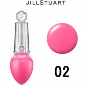 ジルスチュアート フォーエヴァージューシー オイルルージュ グロウ 【 02 grape pink 】 10ml [ jillstuart / 口紅 ] - 定形外送料無料