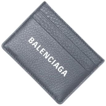 バレンシアガ BALENCIAGA カードケース EVERYDAY MULTI CARD CASE エブリデイ マルチ カード ケース グレー メンズ 490620-dlq4n-1160