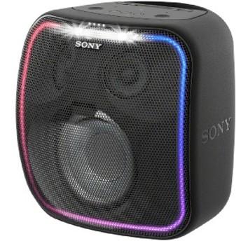 ソニー SONY スマートスピーカー (Bluetooth対応/防滴・防塵) SRS-XB501G