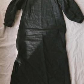 [SALE] リネンロングストレートスカート