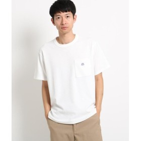 THE SHOP TK / ザ ショップ ティーケー ワンポイントポケTシャツ