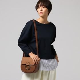 [マルイ]【セール】◆ドッキングシャツプルオーバー/アンタイトル(UNTITLED)
