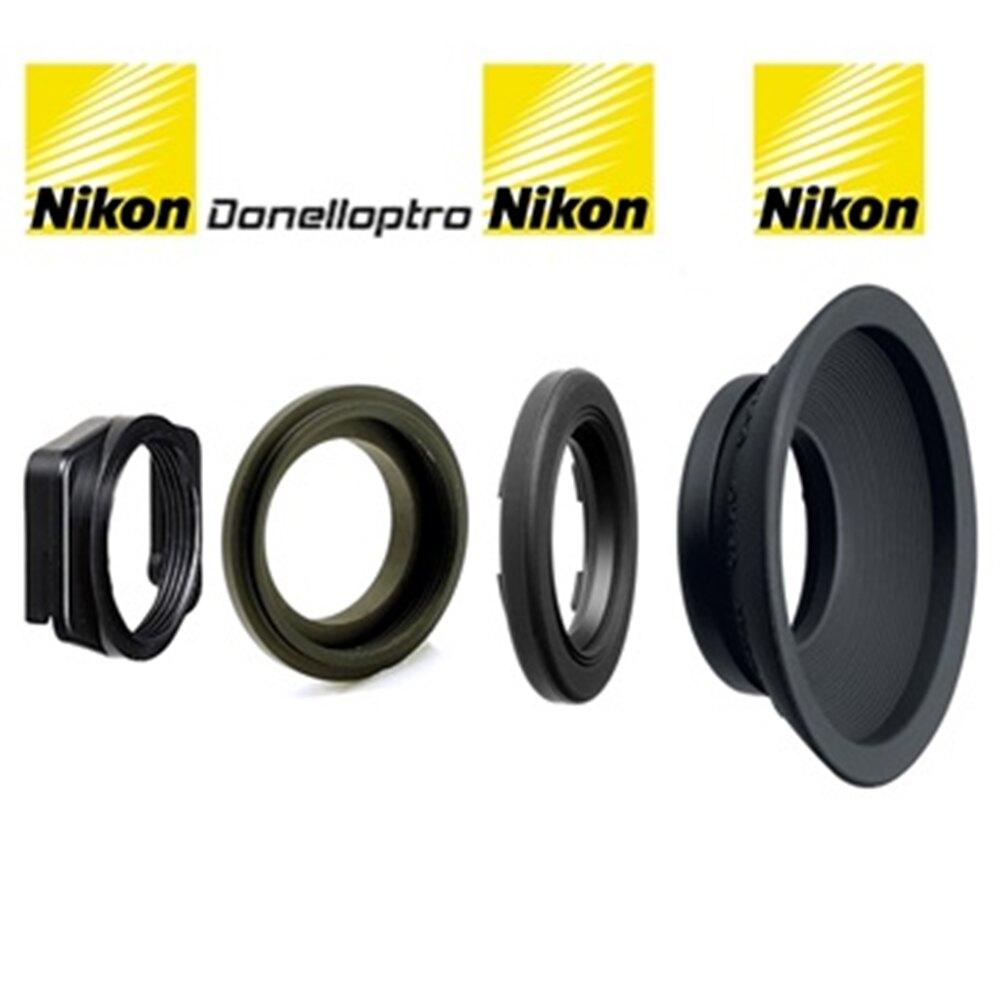 又敗家@Nikon原廠DK22方形轉圓形轉接器+多尼爾接環DK-22母螺孔轉成DK-17母螺孔+原廠尼康DK17眼杯+DK19眼杯觀景窗景觀器眼接目器適D750
