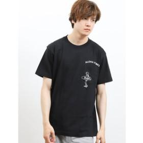 【on the day:トップス】アミナ/AMINA HAWAII 半袖Tシャツ