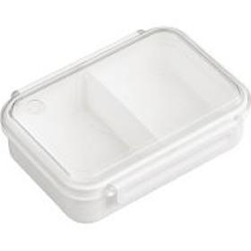 お弁当箱 1段 まるごと冷凍弁当 650ml ランチボックス 保存容器 ホワイト