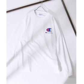 [マルイ]【セール】メンズTシャツ(CHAMPION / チャンピオン別注 : ロングスリーブシャツ)/ジャーナルスタンダード(メンズ)(JOURNAL STANDARD MEN'S)