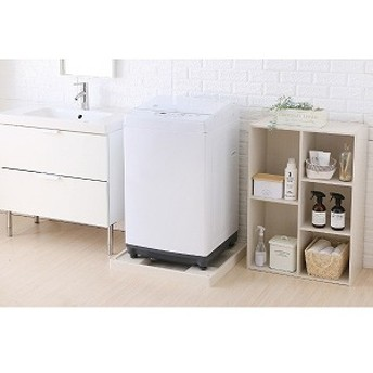アイリスオーヤマ IRIS 全自動洗濯機 [洗濯6.0kg] KAW-60A ホワイト
