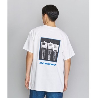 BEAUTY&YOUTH UNITED ARROWS / ビューティ&ユース ユナイテッドアローズ 【別注】 <SCHROFF> S/S TEE 3/Tシャツ