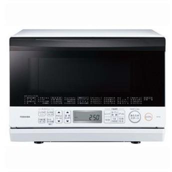 東芝 簡易スチームオーブンレンジ 23L グランホワイト TOSHIBA 石窯オーブン ER-T60-W 返品種別A