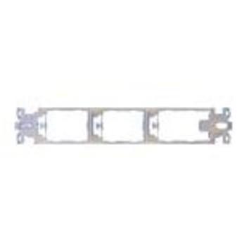 パナソニック WCN3723 はさみ金具対応取付枠(3コ用)