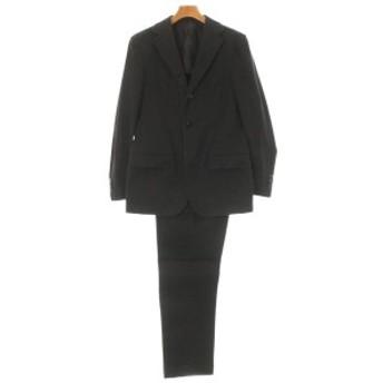 MP di MASSIMO PIOMBO / エム ピー ディ マッシモ ピオンボ メンズ セットアップ・スーツ 色:黒 サイズ:44/44(S位)