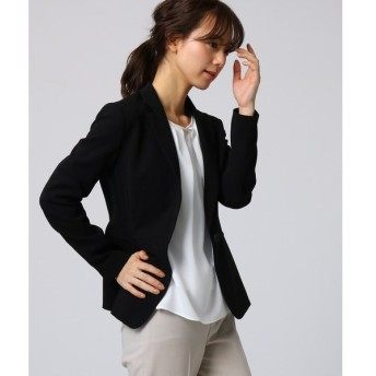 UNTITLED / アンタイトル ◆【洗える】ポリジンテーラードジャケット