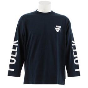 【Super Sports XEBIO & mall店:トップス】RVR SMTRELOP 長袖Tシャツ S18AW-POLER-005ANVY