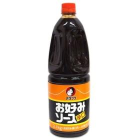オタフク お好みソース 辛口 2.1L