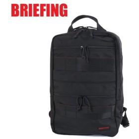 【送料無料!】ブリーフィング BRIEFING バックパック リュック SQ PACK BRF298219 010 BLACK ブラック メンズ