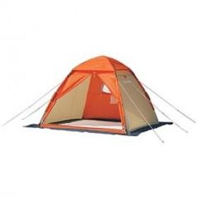 キャプテンスタッグ (CAPTAIN STAG) レジャー・キャンプ テント ワカサギ釣りワンタッチテント210 コンパクト OR M3131
