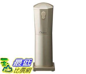 [東京直購] DOSHISHA 電動刨冰機 CDIS-16CGD 金色 電池式 銼冰機 碎冰機
