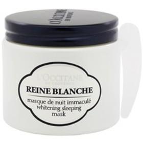 レーヌブランシュ ホワイトニングオーバーナイトケア 100ml ロクシタン L OCCITANE 化粧品 コスメ