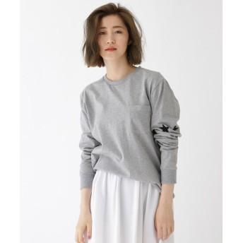 BASE CONTROL LADYS(ベース コントロール レディース) スターライン ロンT Tシャツ WEB限定
