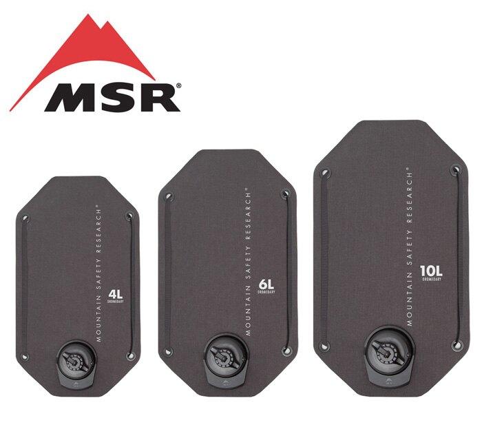 【【蘋果戶外】】MSR 09587【6L】Dromedary 強化型水袋/登山健行飲水裝備