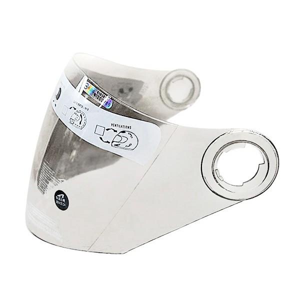 【ASTONE】DJ10C/MJ/MJS 專用鏡片(透明) 3/4罩 半罩 配件