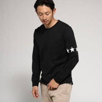 [マルイ]【セール】スターライン ロンT Tシャツ WEB限定/ベース ステーション(メンズ)(BASE STATION Mens)