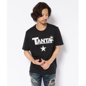 ロイヤルフラッシュ TANTA/タンタ/LOGO Lil CHAPPY TEE メンズ BLACK S 【RoyalFlash】