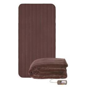 日立 電気毛布 [200×100(cm)] HLM-102MS 敷毛布