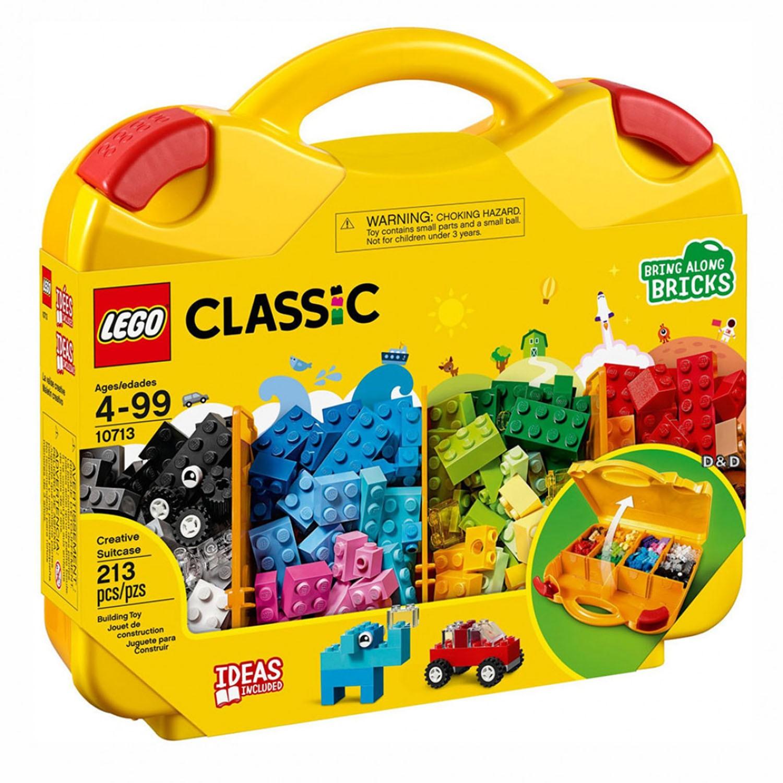 樂高 LEGO Classic 經典系列 10713 Creative Suitcase
