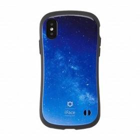 HAMEE [iPhone XS/X専用]iFace First Class Universeケース 41-886151 ミルキーウェイ