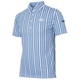 カッパ ゴルフ Kappa GOLF メンズ ゴルフウェア 半袖 ポロシャツ 半袖シャツ KG912SS46 WT2 ホワイト2 【2019SS】