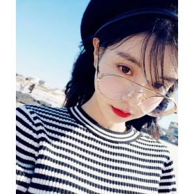 メガネ 丸メガネ 伊達メガネ 韓国 韓国ファッション