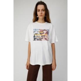 (MOUSSY/マウジー)THE BEGINNING Tシャツ/レディース WHT