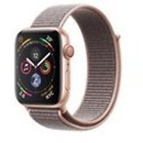 MTVX2J/A [ピンクサンドスポーツループ] Apple Watch Series 4 GPS+Cellularモデル 44mm APPLE 新品・送料無料(離島除く)★延長保証対象外
