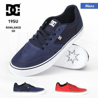 DC SHOE/ディーシー メンズ スケート シューズ スニーカー カジュアル くつ 靴 ネイビー レッド DM192019