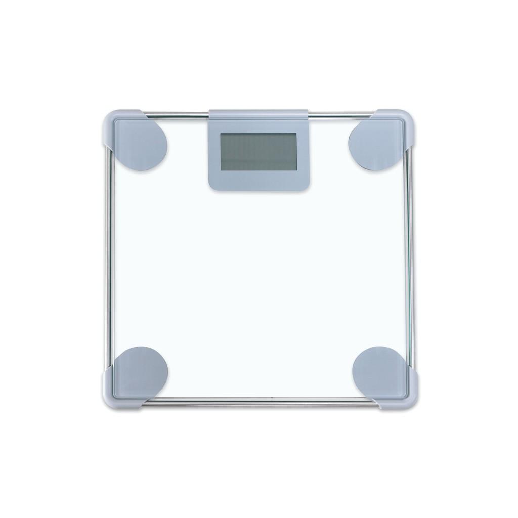 【LAICA】 義大利萊卡 全鋼化玻璃 電子式 體重秤