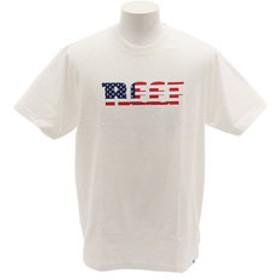 【SALE開催中】【Super Sports XEBIO & mall店:トップス】【オンライン特価】AMERICANA Tシャツ RF19SU-1001SS-WHT