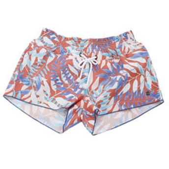 【Super Sports XEBIO & mall店:スポーツ】ボードショーツ ショート丈 PARADISE LEAF SHORTS 19SP RBS191041 RED