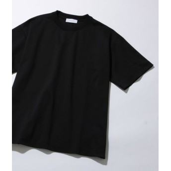 アダム エ ロペ オム/モックロディ オーバーサイズ T/ブラック/M