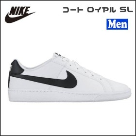 カジュアルシューズ NIKE(ナイキ) コート ロイヤル SL(844802)