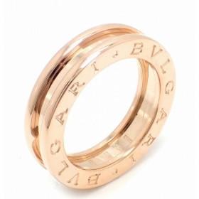 (ジュエリー)BVLGARI ブルガリ B.zero1 B-zero1 ビーゼロワン 1バンドリング 指輪 10号 #50 K18PG 750PG ピンクゴールド XS AN852422(k)