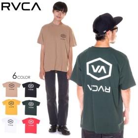 RVCA ルーカ Tシャツ メンズ LOSE ST S/S 2019春夏 ベージュ/ブラック/グリーン/イエロー/レッド/ホワイト S/M/L