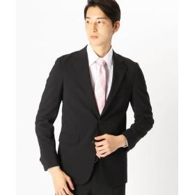 COMME CA ISM / コムサイズム 《洗えるセットアップ》 ウィンドウペン スーツジャケット