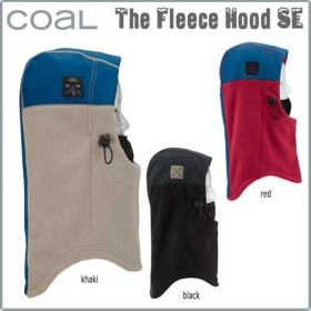 coal コール FLEECE HOOD SE 帽子