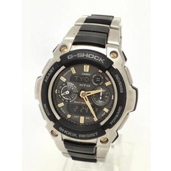 (ウォッチ)CASIO カシオ MT-G タフムーブメント ソーラー電波時計 アナログ×デジタル メンズ 腕時計 MTG-1500-9AJF(k)