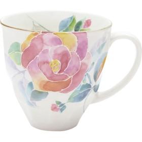 12ヶ月マグカップ 花ことば バラ