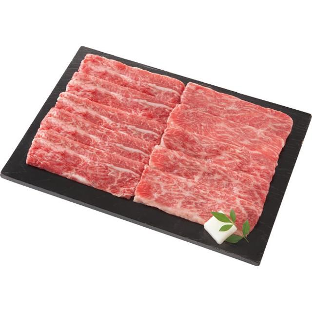 宮城県産青葉牛 すき焼き用セット